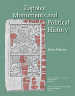 Product cover for 'Zapotec Monuments and Political History'