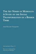 Book cover for 'The Ait Ndhir of Morocco'