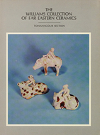 Book cover for 'The Williams Collection of Far Eastern Ceramics'
