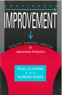 Cover image for 'Continuous Improvement'