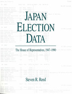 Cover image for 'Japan Election Data'