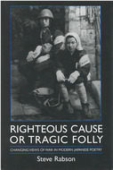 Book cover for 'Righteous Cause or Tragic Folly'