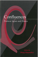 Book cover for 'Confluences'