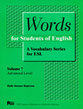 Cover image for 'Words for Students of English, Vol. 7'