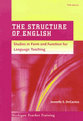 Cover image for 'The Structure of English'