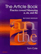 Cover image for 'The Article Book'