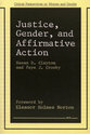 Cover image for 'Justice, Gender, and Affirmative Action'