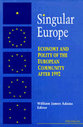 Cover image for 'Singular Europe'