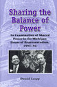 Cover image for 'Sharing the Balance of Power'
