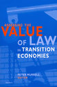 Cover image for 'Assessing the Value of Law in Transition Economies'