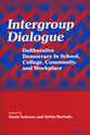 Cover image for 'Intergroup Dialogue'