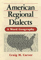 Cover image for 'American Regional Dialects'