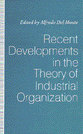 Cover image for 'Recent Developments in the Theory of Industrial Organization'