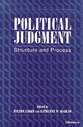 Cover image for 'Political Judgment'