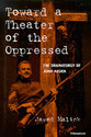 Cover image for 'Toward a Theater of the Oppressed'