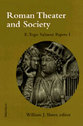 Cover image for 'Roman Theater and Society'