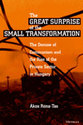 Cover image for 'The Great Surprise of the Small Transformation'
