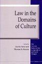 Cover image for 'Law in the Domains of Culture'