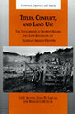 Cover image for 'Titles, Conflict, and Land Use'
