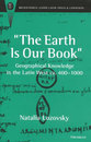 Cover image for 'The Earth Is Our Book'