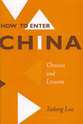 Cover image for 'How to Enter China'