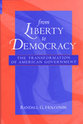 Cover image for 'From Liberty to Democracy'