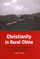 Cover image for 'Christianity in Rural China'