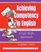 Cover image for 'Achieving Competency in English, 2nd Edition'