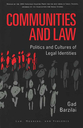 Cover image for 'Communities and Law'