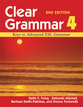 Cover image for 'Clear Grammar 4, 2nd Edition'