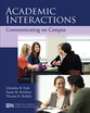 Cover image for 'Academic Interactions'