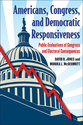 Cover image for 'Americans, Congress, and Democratic Responsiveness'