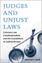 Cover image for 'Judges and Unjust Laws'