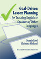 Cover image for 'Goal-Driven Lesson Planning for Teaching English to Speakers of Other Languages'