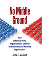 Cover image for 'No Middle Ground'