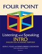 Cover image for 'Four Point Listening and Speaking Intro (with Audio CD)'