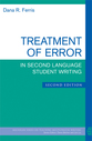 Cover image for 'Treatment of Error in Second Language Student Writing, Second Edition'