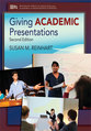 Cover image for 'Giving Academic Presentations, Second Edition'