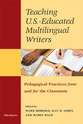 Cover image for 'Teaching U.S.-Educated Multilingual Writers'