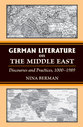 Cover image for 'German Literature on the Middle East'