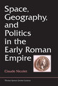 Cover image for 'Space, Geography, and Politics in the Early Roman Empire'