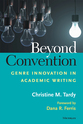 Cover image for 'Beyond Convention'
