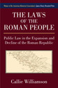Cover image for 'The Laws of the Roman People'