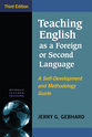 Cover image for 'Teaching English as a Foreign or Second Language, Third Edition'