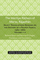Cover image for 'The Mertiyo Rathors of Merto, Rajasthan'
