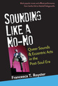 Cover image for 'Sounding Like a No-No'