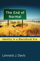 Cover image for 'The End of Normal'