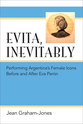 Cover image for 'Evita, Inevitably'
