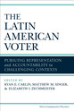 Cover image for 'The Latin American Voter'