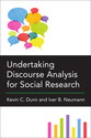 Cover image for 'Undertaking Discourse Analysis for Social Research'